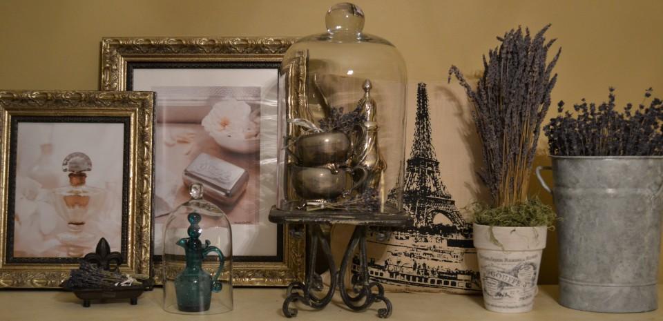 Cloches & Lavender
